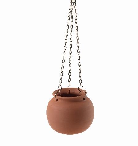 Aromatopf aus Terracotta