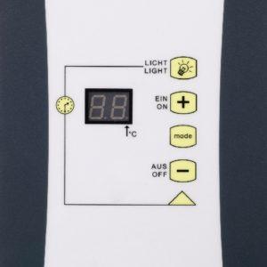 Digitale Steuerung für Infrarotkabinen (N75)