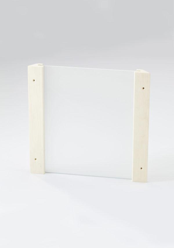 Eckblendschirm Design
