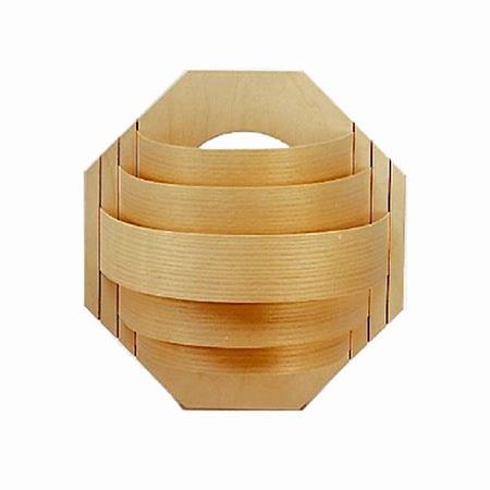 Holzblendschirm Standard