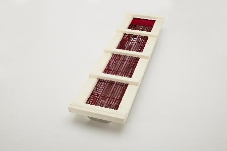 Holzrahmen für VITALlight-Strahler für geraden Einbau