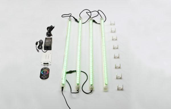 LED-Rückenlehnenbeleuchtung Sphera 2 mit Fernbedienung