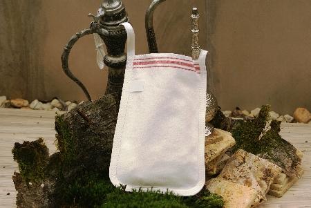 Naturpeeling-Handschuh Luxus