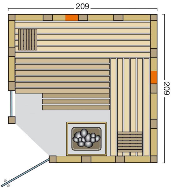 Urban Complete - Grundriss