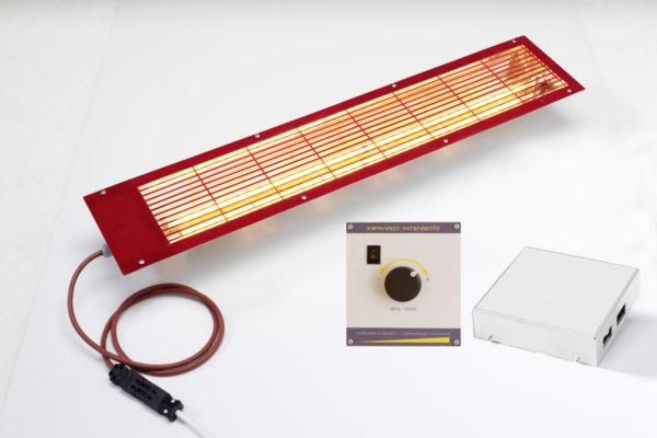 VITALlight Infrarotstrahler-Set Easy Control