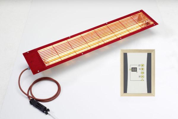 VITALlight Infrarotstrahler-Set Standard