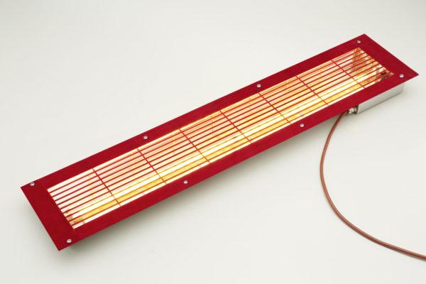 VITALlight IPX4 Infrarot ABC-Strahler (Abb. rotes Gitter)